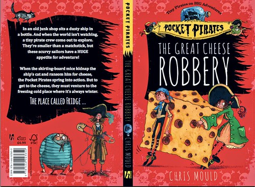 Chris Mould, The Great Cheese Robbery