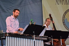 Newport Jazz Festival 2015-Steve Lehman Octet