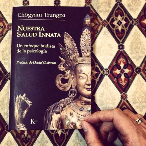 Nuestra Salud Innata. Chögyam Trungpa. 📖😌🙏