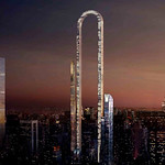 The Big Bend: 4,000ft u-shaped skyscraper for New York skyline