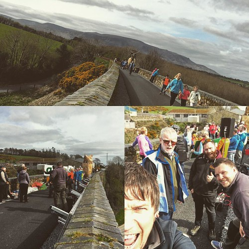 Today's office 🎥 #VideoShoot #Greenway #WaterfordGreenway #Spraoi #Everyevent