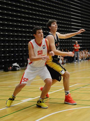 Petite Finale Sam CPE - Lugano Tigers U16  17