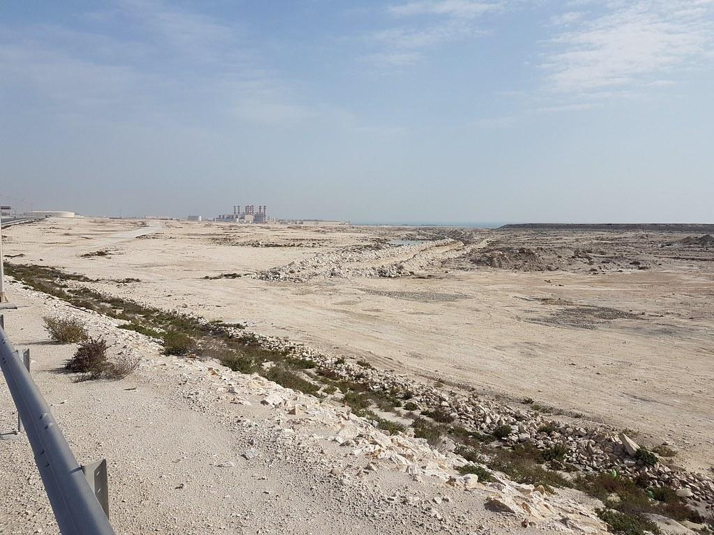 Trip to Al Dor Power Plant at Jau, Bahrain