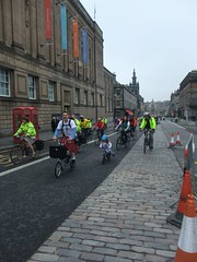 Magnatom Peloton at Pedal on Parliament 2