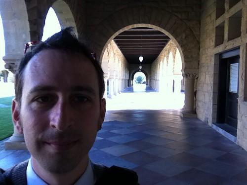 Stanford Portico