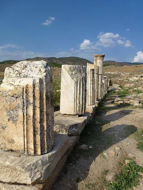 Turquie - jour 12 - De Kas à Pamukkale - 151 - Hierapolis