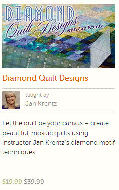 diamond quilt designs