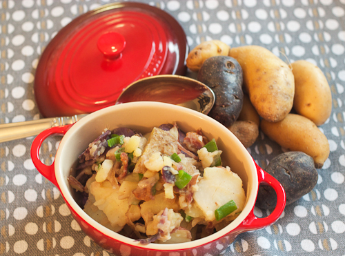 German Potato Salad #SundaySupper
