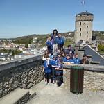Burg von Lourdes