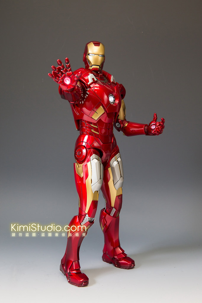2013.06.11 Hot Toys Iron Man Mark VII-036