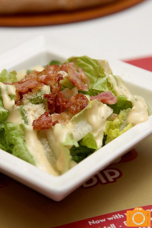 Papa John's Caesar Salad