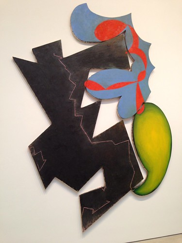 Elizabeth Murray, Sentimental Education (1982), Cheim & Read