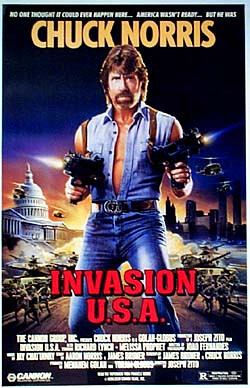 InvasionUSAposter