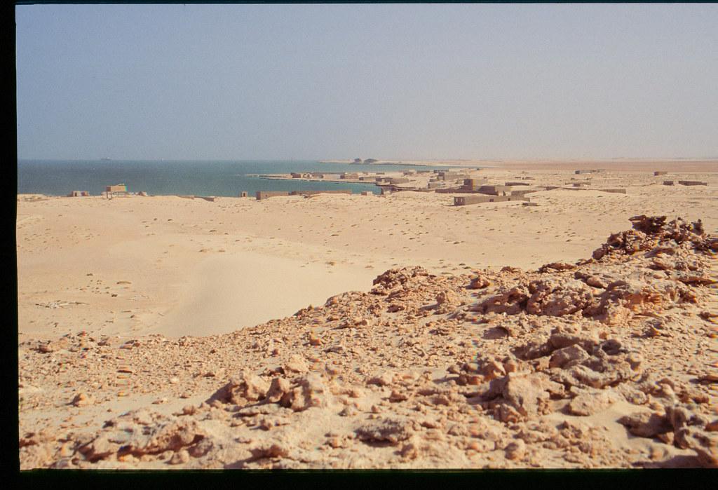 Mauritanie - Banc d'Arguin - Panorama