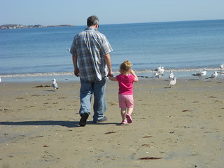 Kids at the beach?