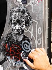 Raval Street Art by C 215