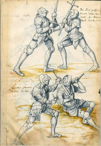 001-Fechtbuch-1520-Staatsbibliothek zu Berlin
