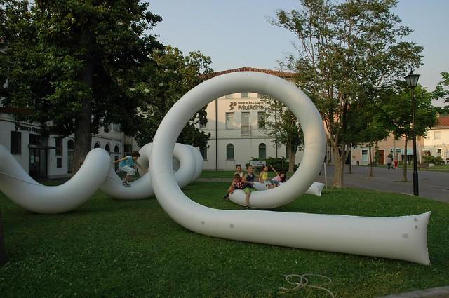 2005 - INTERVENTO AMBIENTALE, Tarcento, Friuli Venezia Giulia