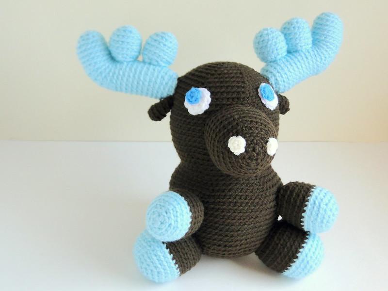 baby boy moose