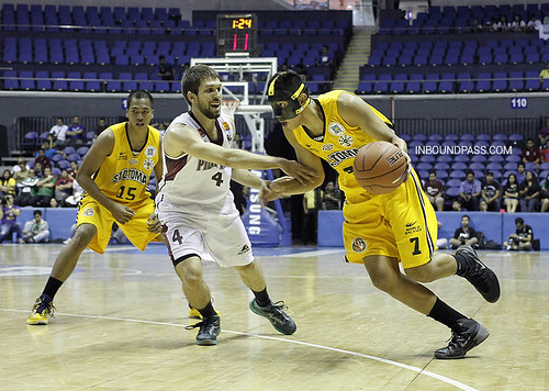 UAAP Season 76: UST Growling Tigers vs. UP Fighting Maroons, July 24