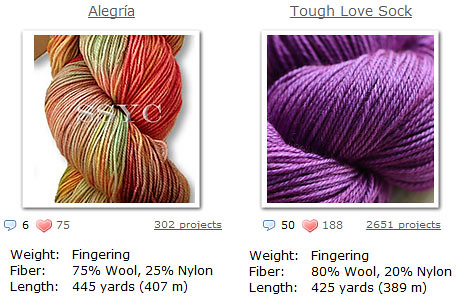 Friday Fave Yarn #2 08-02-13
