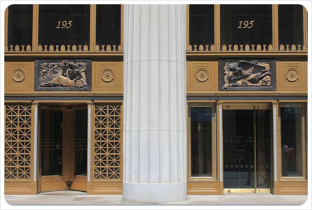 new york broadway 195 doors