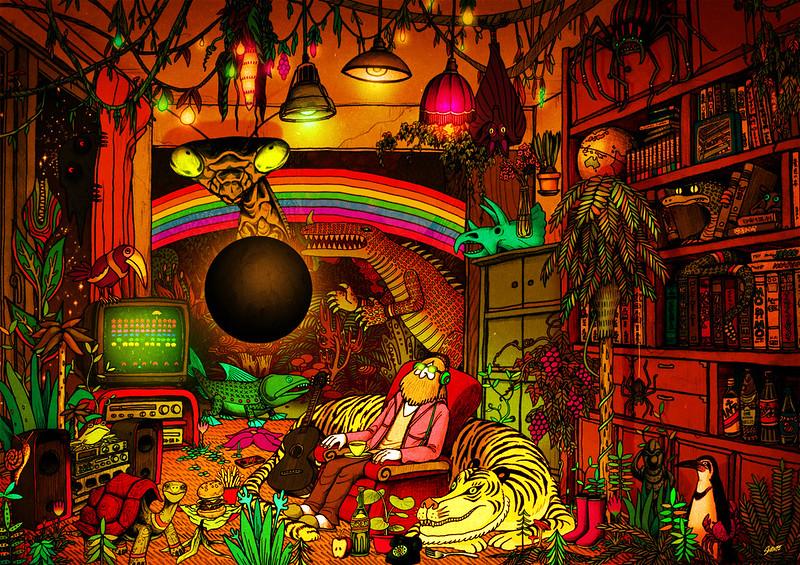 Uetsuji Shotaro - ReLax Room