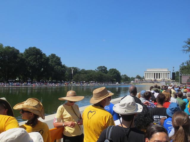 March on Washington 2013