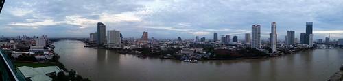 Bangkok sud - Cho Phraya