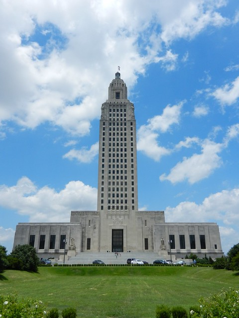 Louisiana State Capitol  Flickr  Photo Sharing