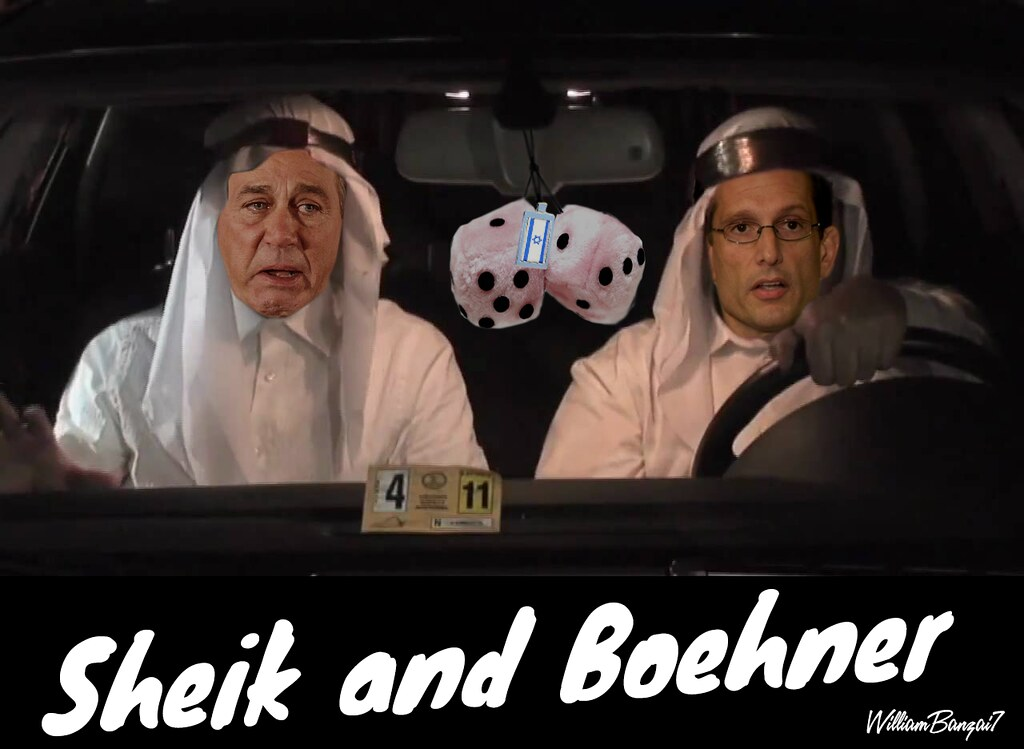 SHEIK AND BOEHNER