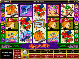 Twister Slot Machine