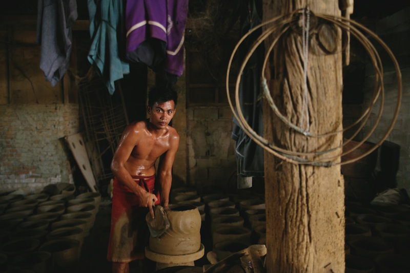 The Potters of Vigan