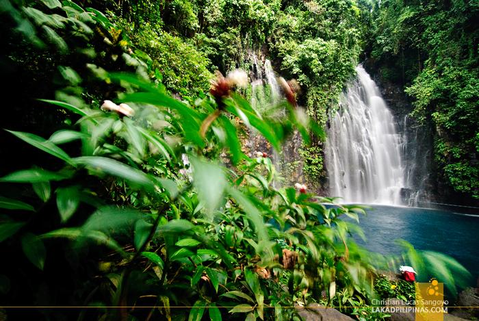 Tinago Falls in Iligan City