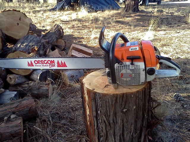 The chainsaw thread    [Archive] - Page 2 - Teton Gravity