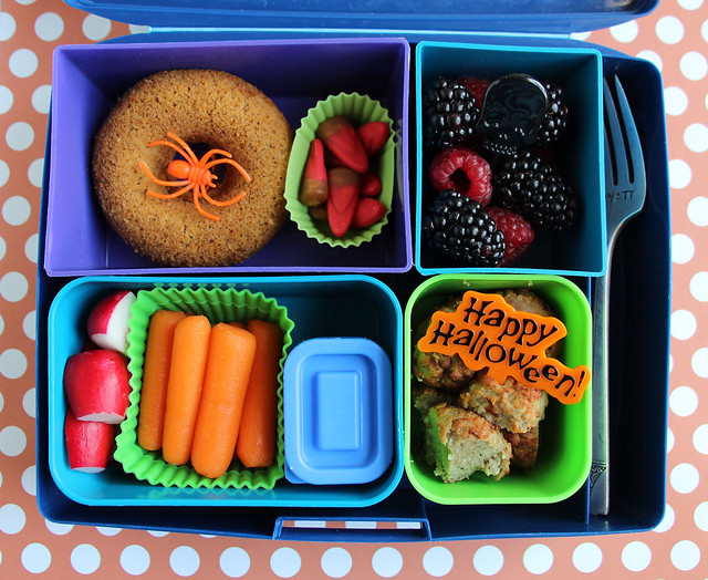 4th Grader Laptop Lunches Bento #811