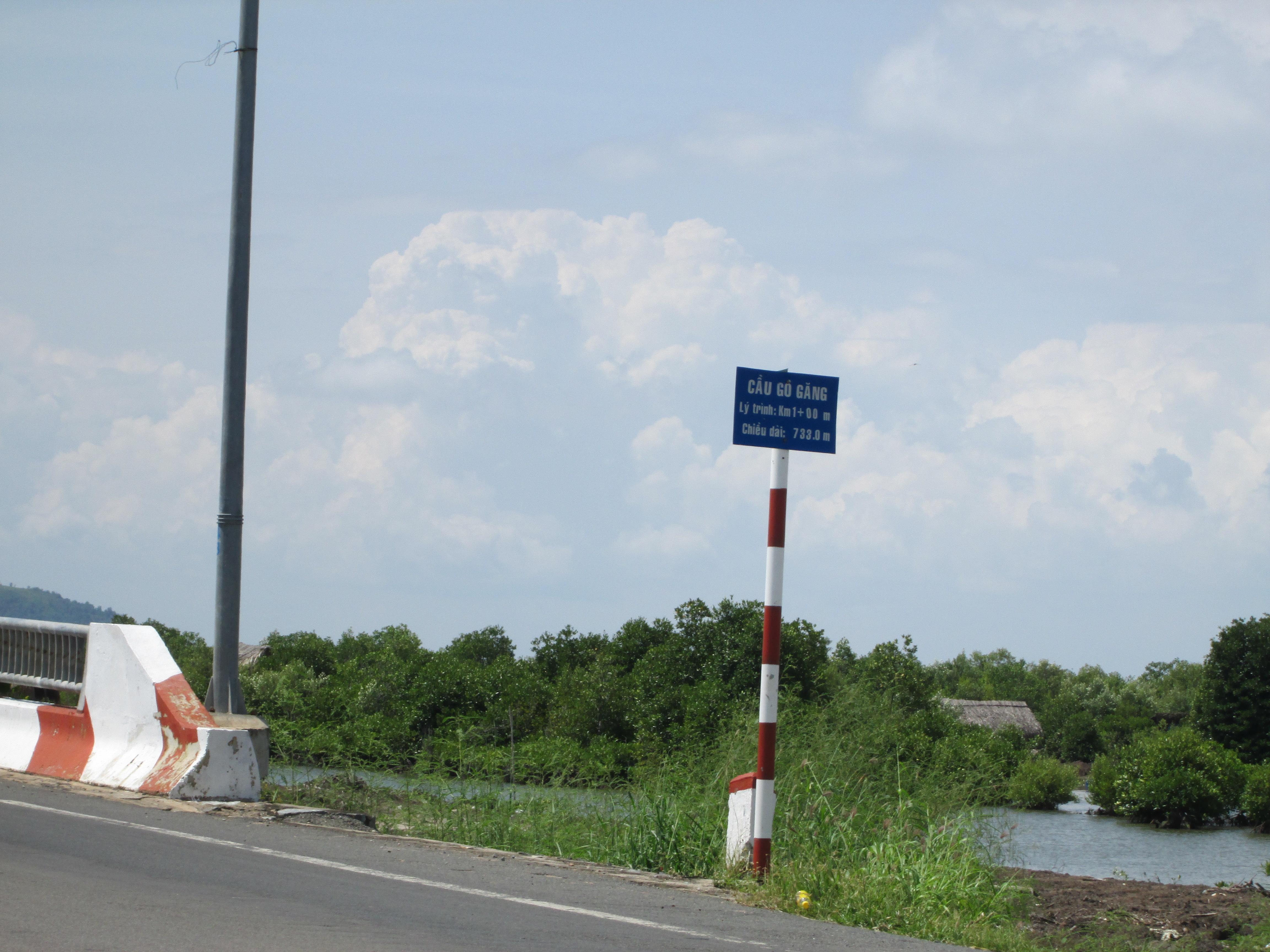 Danh sách những cây cầu tại Bà Rịa - Vũng Tàu