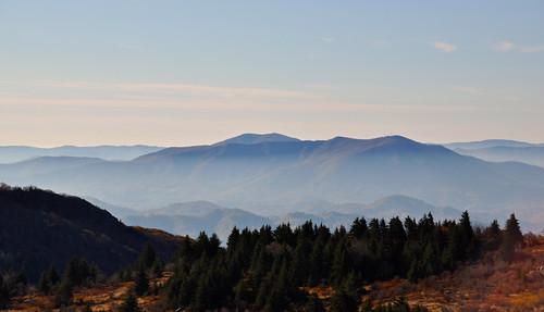 fog landscape virginia highlands nikon day hikingtrail appalachianmountains scenicview graysonhighlands graysoncounty 18300mm graysonhighlandsstatepark virginiastateparks graysoncountyvirginia nikond5000 skyemarthaler