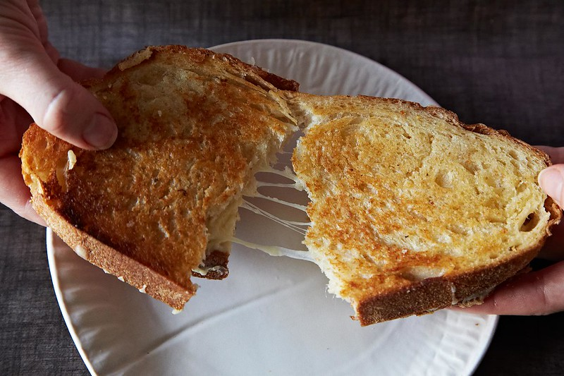 How to Make a Grilled Cheese on Food52