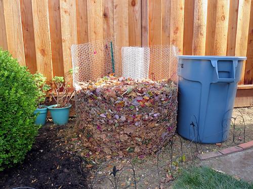 Hot Compost Start 1