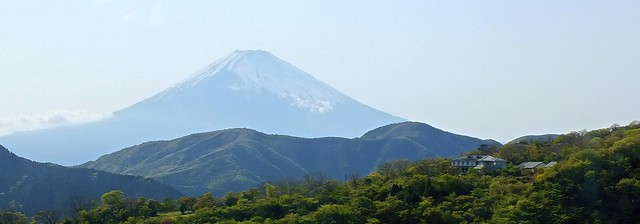 visiter tokyo-Le Mont Fuji