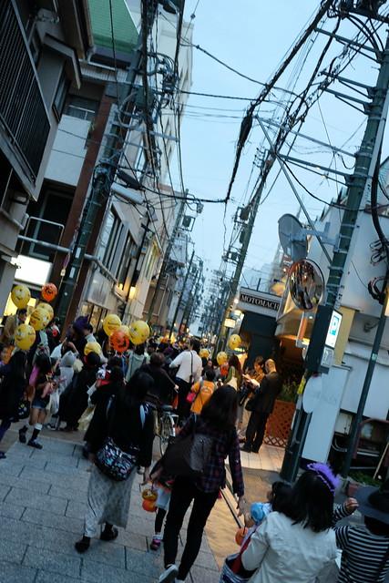 Yokohama Motomachi Halloween 2013 53