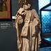 Saint Jacques, pelerin statue, Cluny, Paris.