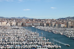 Visit the Vieux Port - Things to do in Marseille