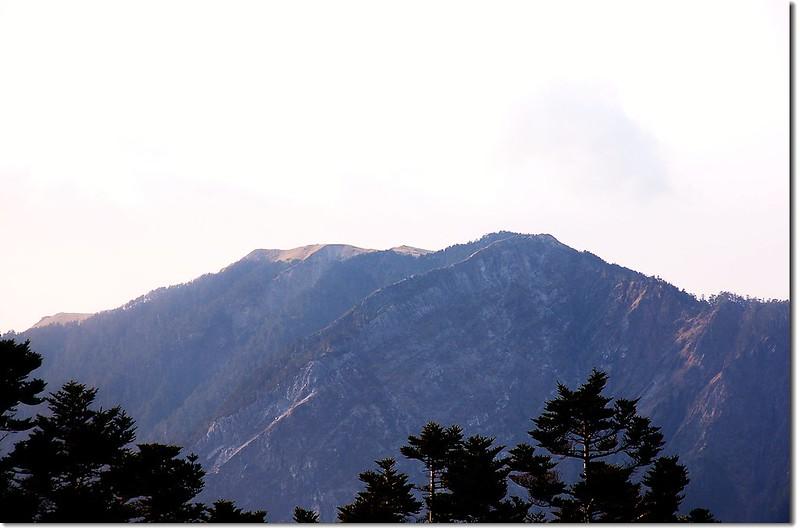 磐石群峰(From 屏風山)