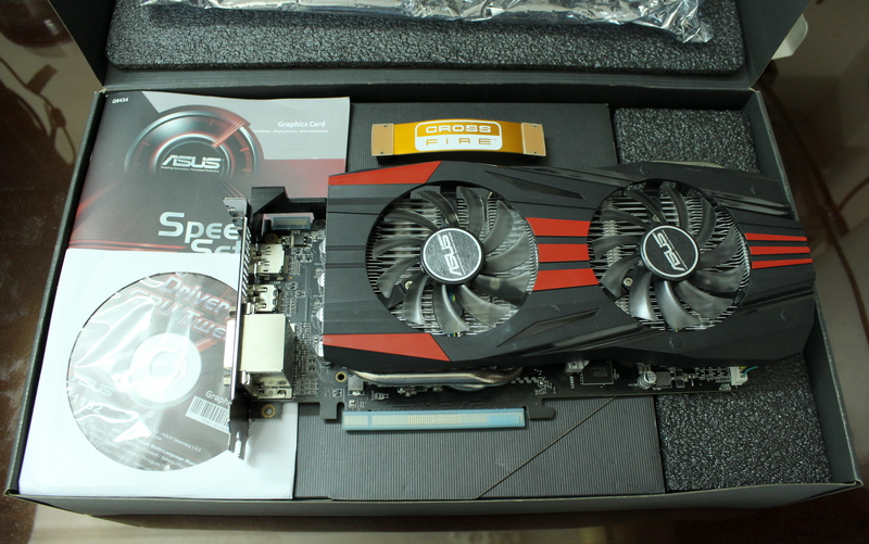 Quick Review] ASUS Radeon R9 270X DCII Top | Tinhte vn