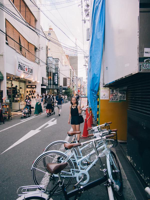 大阪漫遊 【單車地圖】<br>大阪旅遊單車遊記 大阪旅遊單車遊記 11003444433 9f327fe37d c