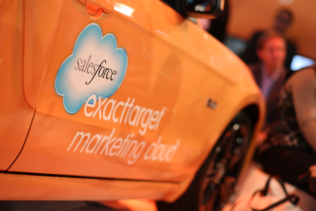 ExactTarget at Dreamforce (and on Flickr)