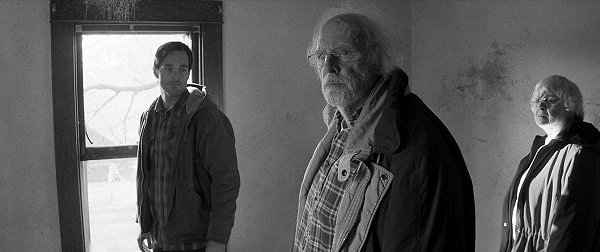 Will Forte, Bill Hader and June Squibb take a detour in NEBRASKA.