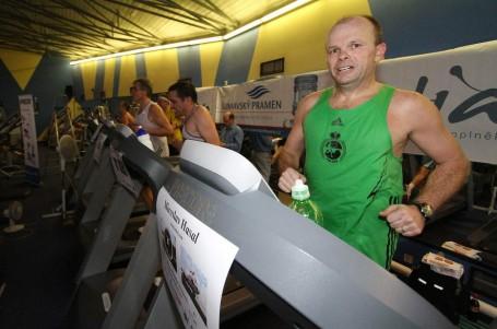 Běhátkový maraton ozdobí duel Orálka s Vabrouškem